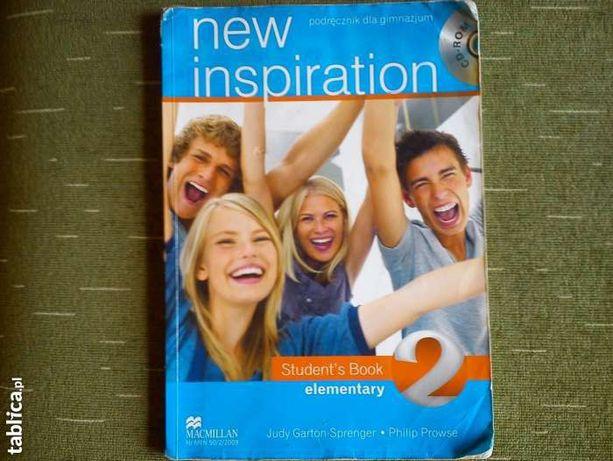 Podręcznik: J. angielski New Inspiration 2