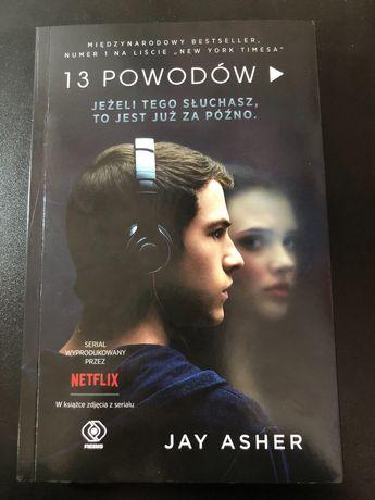 13 powodów książka
