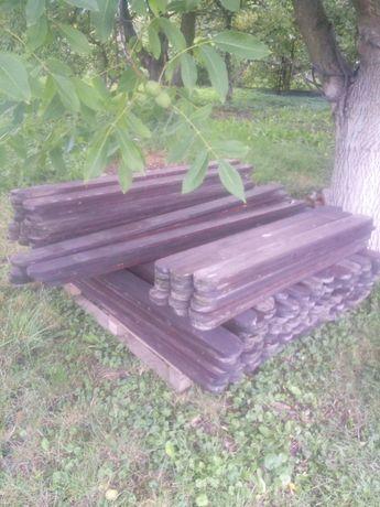 Sztachety , sztachetki drewniane 200 sztuk