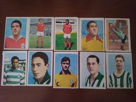 Antigos Cromos Futebol Português – Raro