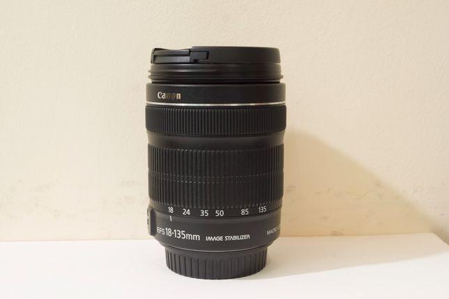Canon 18-135 f/3.5-5.6 IS STM ! Состояние отличное ! Лучший универсал