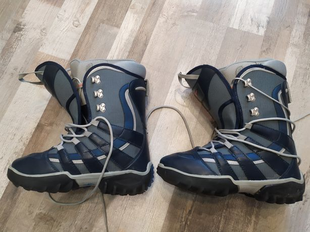 Ботинки сноуборд 40 размер 26.5 по стельке обмен