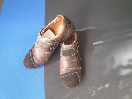 Sprzedam buty skórzane Neex rozmiar 41.