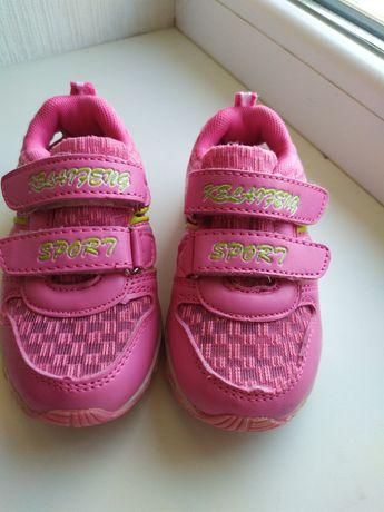 Кроссовки детские, кроссовки для девочек