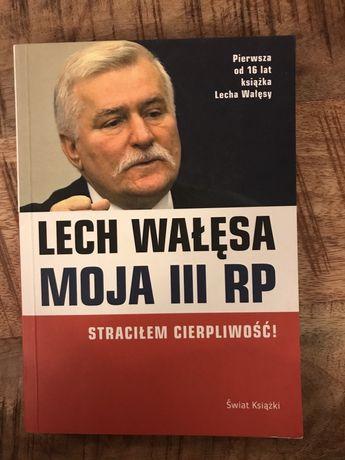 Lech Wałęsa Moja III RP Straciłem Cierpliwość!