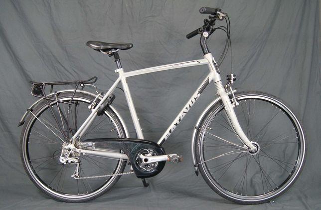 Rower miejsko-trekkingowy BATAVUS 57cm Shimano DEORE LX 3x9 Dynamo