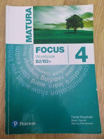 Matura Focus 4, Pearson,  ćwiczenia