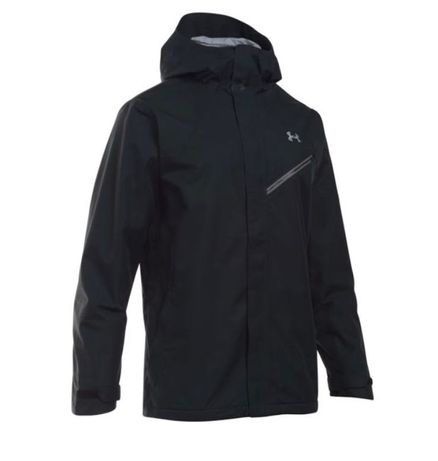 armour storm powerline shell jacket
