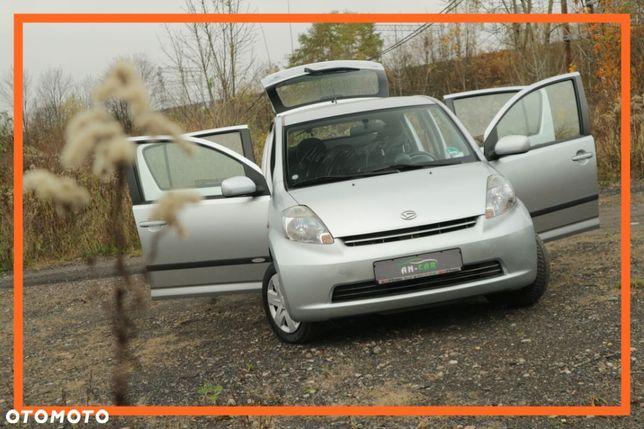 Daihatsu Sirion 1.3 Benzyna