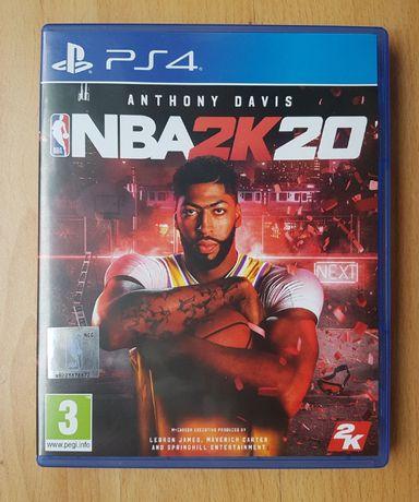 NBA 2K20 na PlayStation 4 PS4