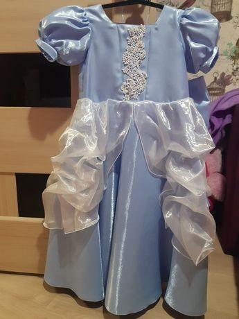 Шикарное бальное платье!