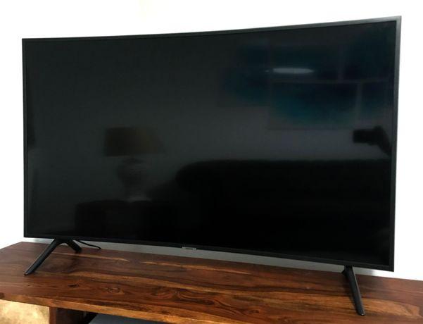 SAMSUNG 49'' NU7305 Curva Smart 4K UHD TV + 3 Anos Garantia Worten