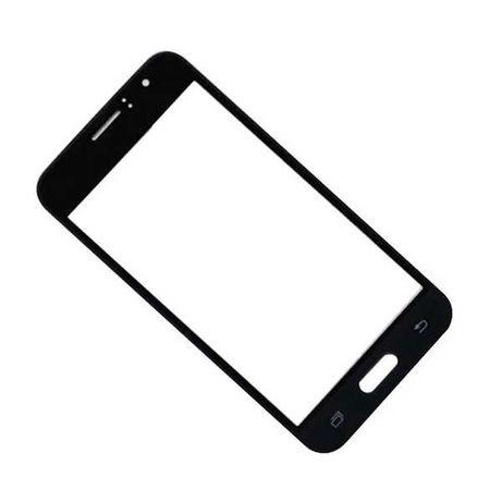 Скло модуля для Samsung J120H Galaxy J1 (2016) чорне