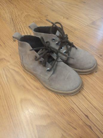 Ботинки для мальчика zara