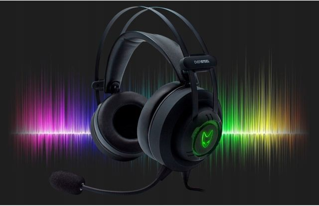Słuchawki Gamingowe Oversteel Mercury