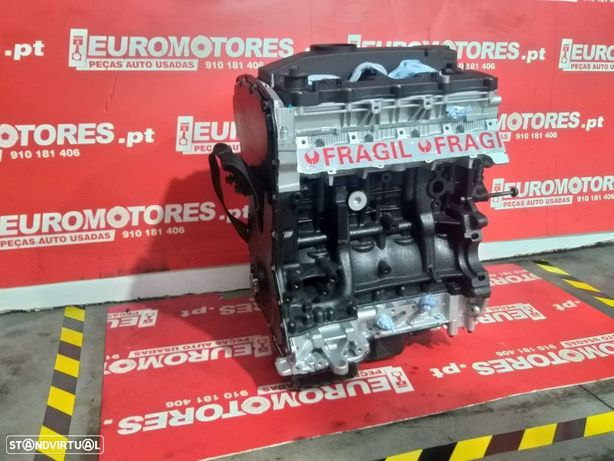 Motor Recondicionado Citroen Boxer 2.2 HDi [ 4HU ]