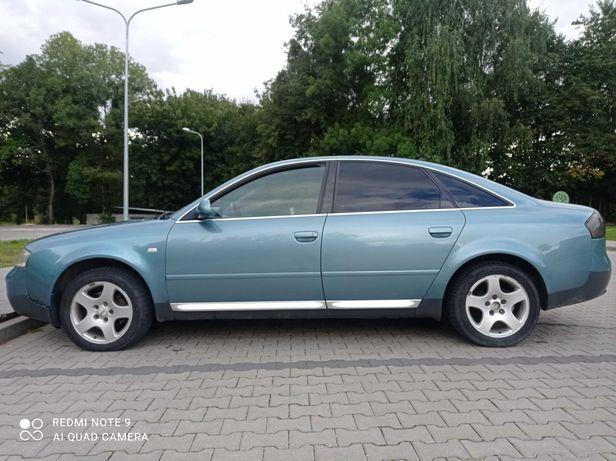 Audi A6 2.4 Przegląd na rok! Skóry, climatronic!