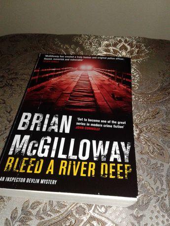 Книга на англійській Bleed a river deep english