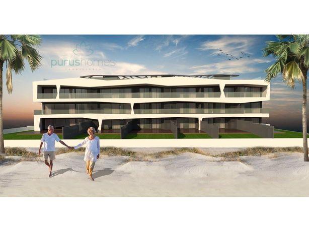 Apartamento T1+1 Novo - Praia da Costa Nova