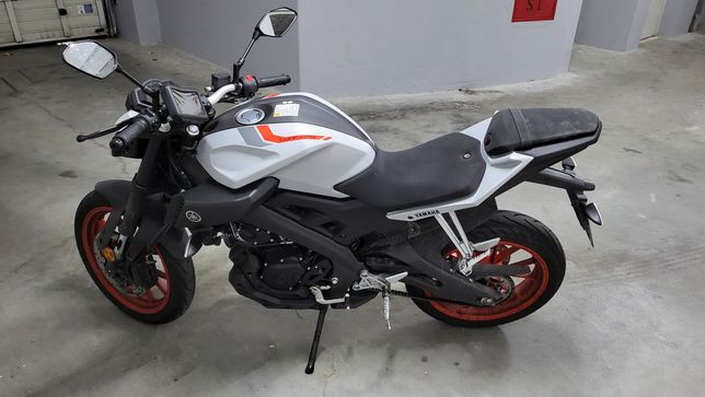 Yamaha Mt 125, 2019