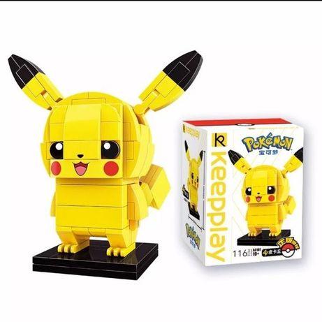 Pokémon construção figuras  Legos (116)