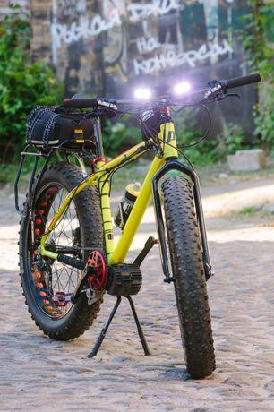 Bafang BBS HD 1000w 48v электромотор на велосипед и Фэтбайк Fatbike