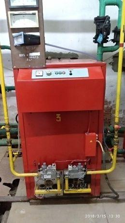 Ремонт газовых котлов, установка новых котлов, бойлеров, си-м отоплени