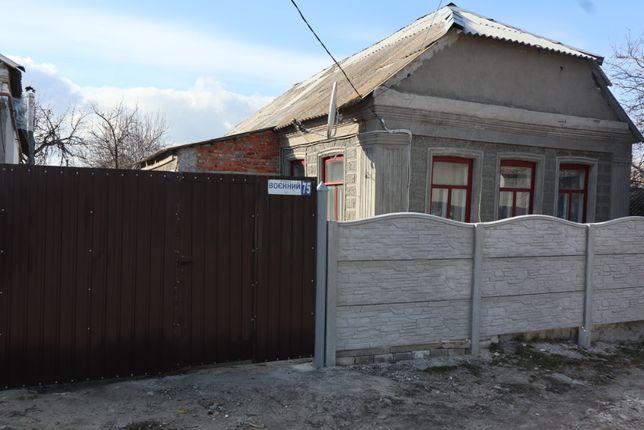 Цена снижена!! Дом из 2 автономных частей. Терновка. Возможен обмен.