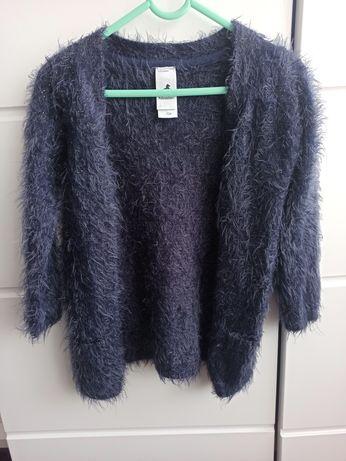 Sweterek dziewczęcy C&A rozm 104