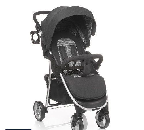 Прогулочная коляска 4 baby rapid premium