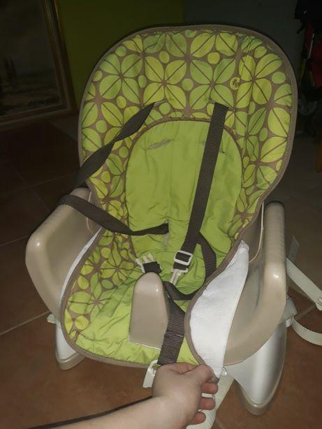 Krzeslo do karmienia do montażu na krzeslo na podłogę