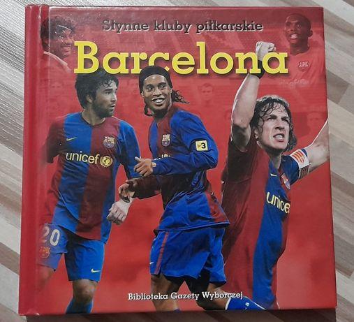 Słynne kluby piłkarskie Barcelona