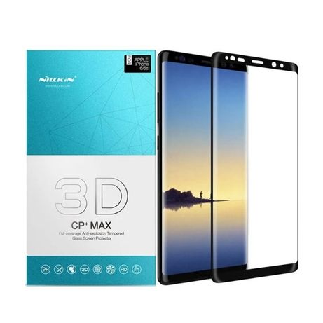 Стекло Nillkin 3D CP+ MAX Samsung Galaxy A51 A71 Note 8 9 10 S10 Plus