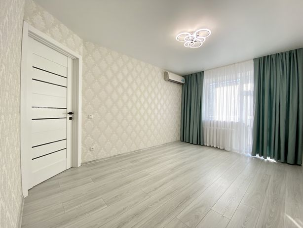 Продаю 2х комнатную квартиру с новым евроремонтом возле стадиона Эвис.