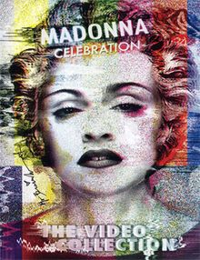 DVD Duplo Madonna Celebration The Video Collection