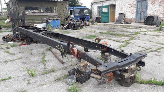 Рама Камаз 8 тонн
