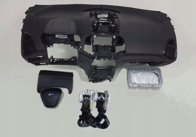 Ford ECOSPORT tablier airbags cintos