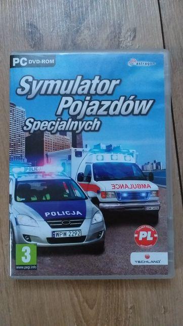 Symulator Pojazdów Specjalnych PC