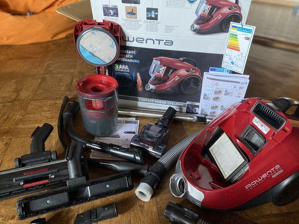 Rowenta compact power cyclonic Home & Car RO3798EA пылесос