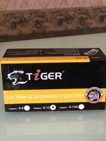 Центральный замок для авто от Tiger