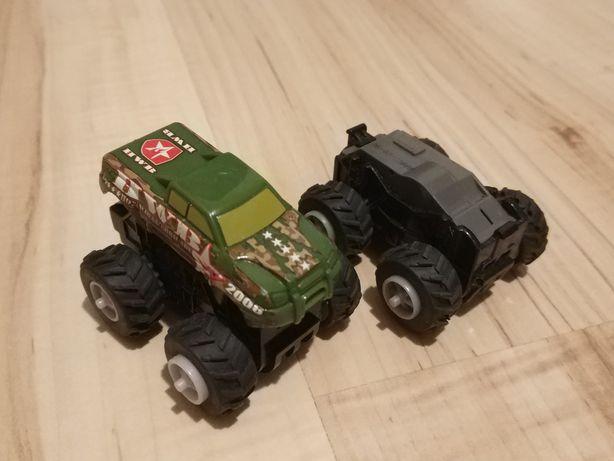 Napędzane Monstertrucki Mattel *made in 2004* z magnesami