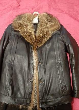 Чоловіча стильна куртка
