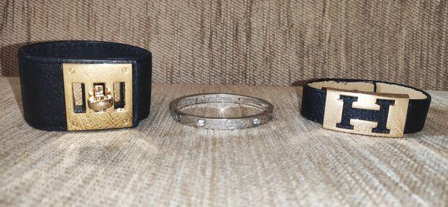 Красивые браслеты под бренд