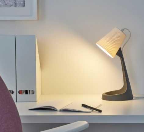 настольная, офисная, комнатная лампа