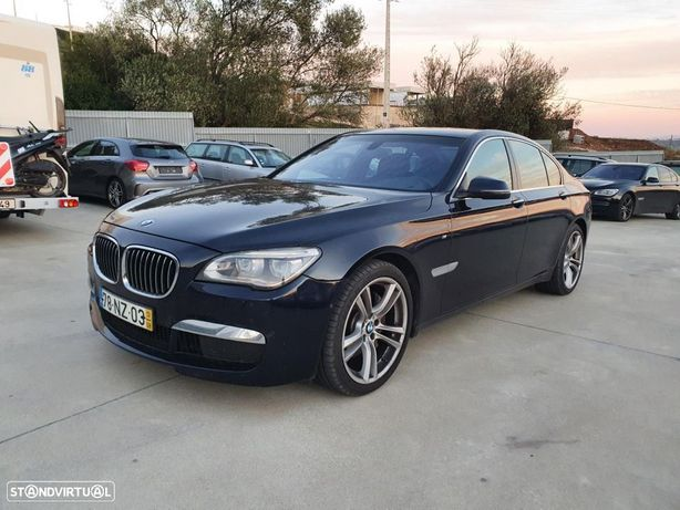 BMW 740 d Pack M