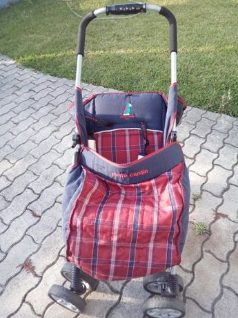 Carrinho de bebé Pierre Cardin