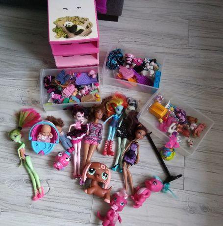 Sprzedam zabawki ze zdjęcia!