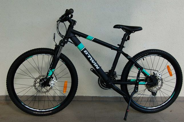 Велосипед 24 BTWIN Португалія disk Hayes Sram