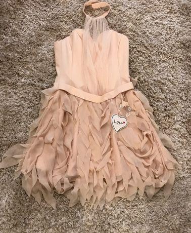 Lou Lea sukienka S M stan idealny