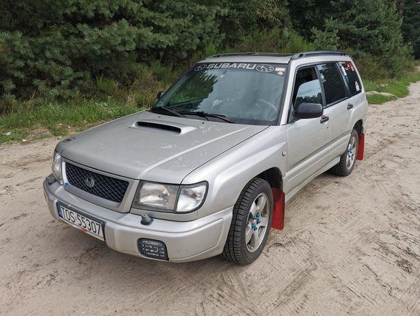 Subaru forester 2.0 turbo